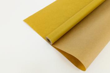 Крафт-бумага вержированная Оливковая 40гр. / рулон