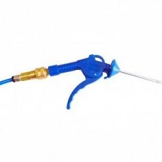 Наконечник для надувания шара в шаре для насадки с 3-х метровым гибким удлинителем / Trigger valve