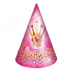 Колпачок Моя Принцесса 6шт