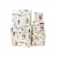 Набор подарочных коробок 5 в 1