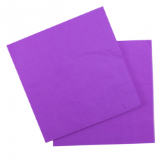 Салфетки Лиловый / Purple