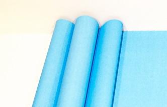 Бумага матовая однотонная Голубой