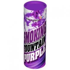 Цветной Дым фиолетовый 30сек. h-115мм.
