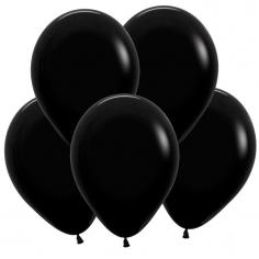 Шар Пастель Чёрный / Black 080