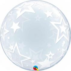 Шар Сфера 3D, Deco Bubble Звезды