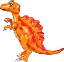 Шар Ходячая Фигура, Динозавр Спинозавр (в упаковке)
