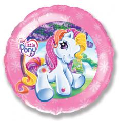 Шар Круг, Моя маленькая лошадка / My little pony