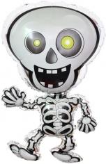 Шар Мини-фигура, Танцующий скелет (в упаковке)