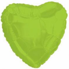 Шар Сердце, Лайм / Lime