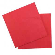 Салфетки Красный / Red