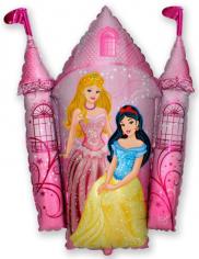 Шар фигура, Замок принцессы /Princess Castle (в упаковке)