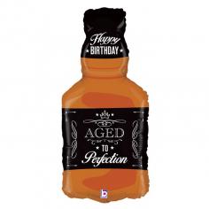 Шар Фигура, Бутылка Виски HB (в упаковке)