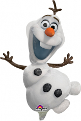 Шар Мини-фигура Холодное сердце Олаф / Frozen Olaf (в упаковке)