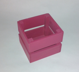 Декоративные ящики Л8-И слива