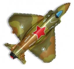 Шар Мини-фигура Супер истребитель, Военный (в упаковке)
