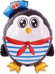 Шар Фигура, Пингвин Морячок (в упаковке)