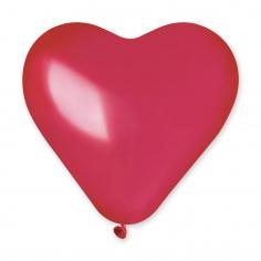Сердце, Красный Пастель / Red