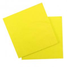 Салфетки Желтый / Yellow
