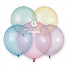 Шар Ассорти, Кристалльные шары / Crystal rainbow Assorted