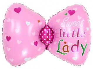 ВЫВОДИМ! FA Фигура Бантик для девочки, Розовый (в упаковке)