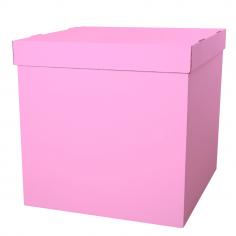 Коробка для воздушных шаров, Розовая