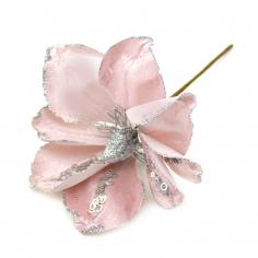 Цветок искусственный Розовый