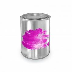 Краска для печати Темно-Розовая металлик (шелк)