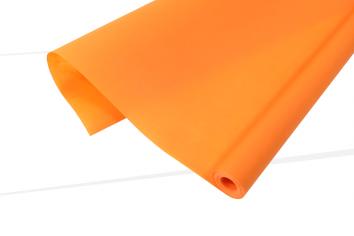 Пергамент флористический Оранжевый / рулон