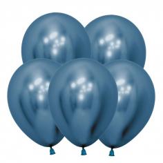 Шар Рефлекс Синий (Зеркальные шары) / Reflex Blue