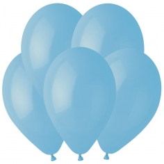 Шар Пастель Нежно-голубой / Baby Blue 72