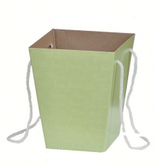 Набор коробок для цветов Зеленый