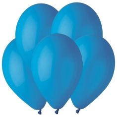 Шар Пастель Синий / Blue 10
