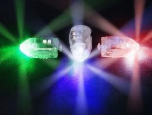 Светодиоды 1D Многоцветные мигающие