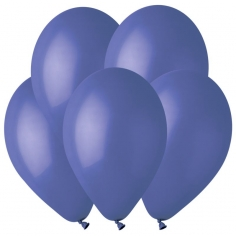 Шар Пастель Темно-синий / Blue 46