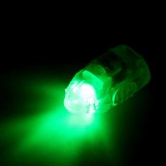 Светодиоды 1D Зеленые