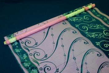 Пленка Натали розовая