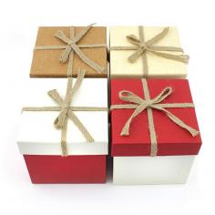 Набор подарочных коробок 4 в 1