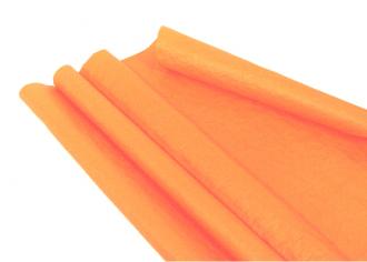 Бумага Эколюкс (жатая) матовая Оранжевая
