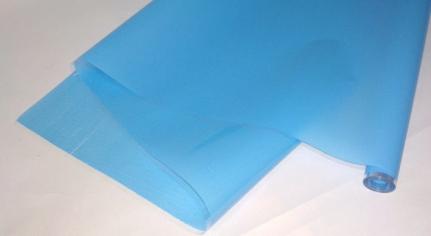 Пленка Лак (тонировка) голубой