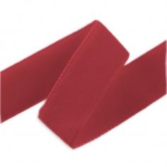 Лента Бархат Бордовый