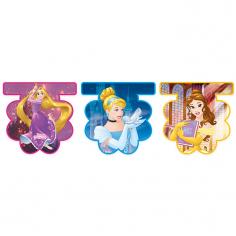 Гирлянда-вымпелы Принцессы Дисней / Princess Heartstrong