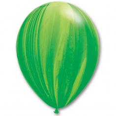Шар Супер Агат, Green