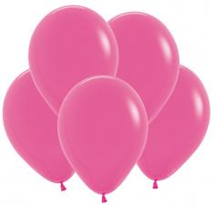 Шар Пастель Тёмно-Розовый / Fuchsia 012