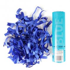 Пневмохлопушка Голубое конфетти