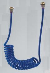 Трехметровый гибкий шланг с зажимными гайками / 10 Extension Hose
