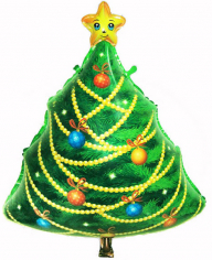 Шар Фигура, Новогодняя елка