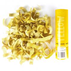 Пневмохлопушка Желтое конфетти