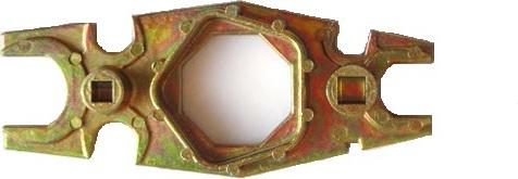 Ключ для вентиля универсальный