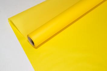 Пленка Пудровая желтая пастель