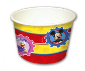 Стаканчики для мороженого Игривый Микки Маус / Playful Mickey